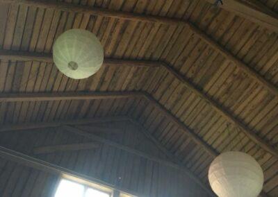 Hållnäs tak